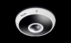 Standard Cameras - 360° (Panoramic with dewarp) & IR - internal & external