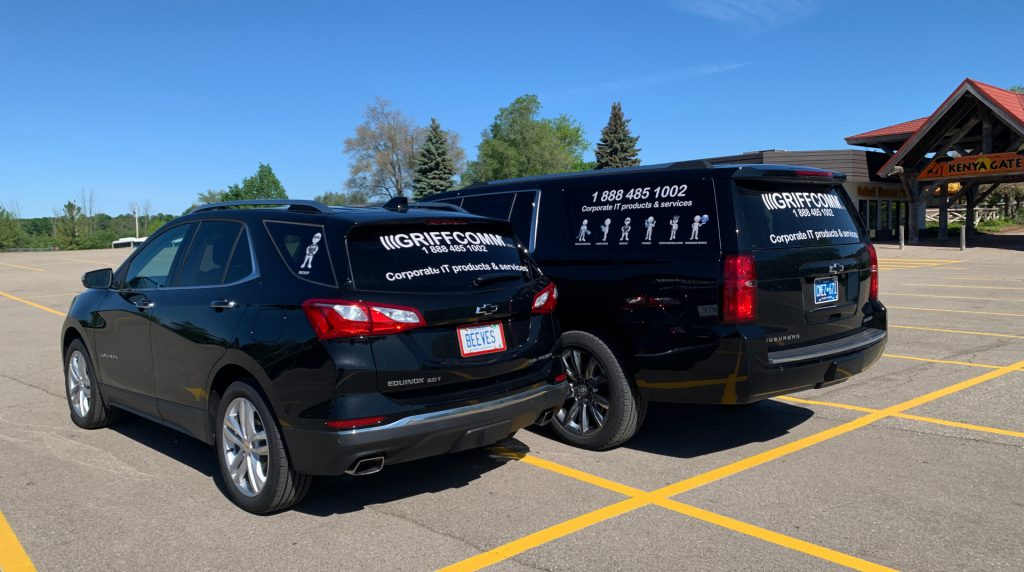 GriffCOMM Vehicles
